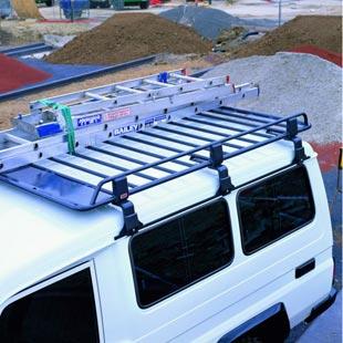 ARB Trade Steel Roof Rack 1850x1250
