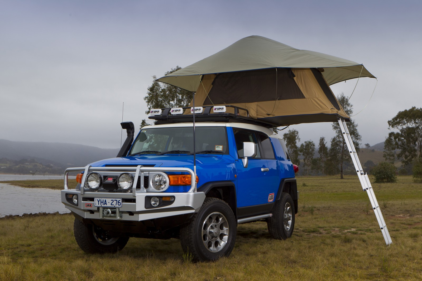 Simpson Rooftop Tent Sturdy Durable And Hugely Practical