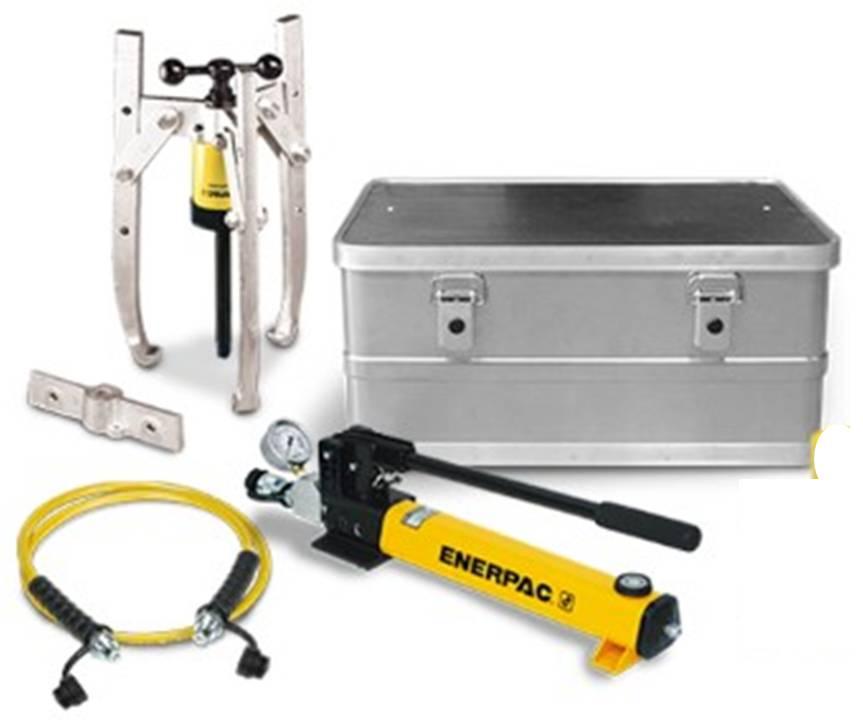 Enerpac Injector Puller : Enerpac bhp hydraulic puller set