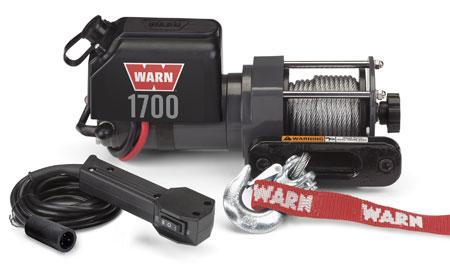 on Warn 3000 Winch Ac