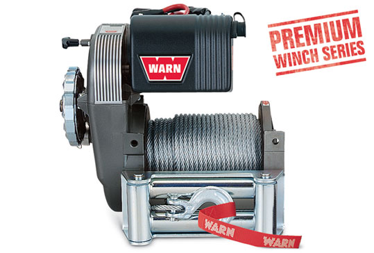 WARN M8274-50 CE 24V Winch