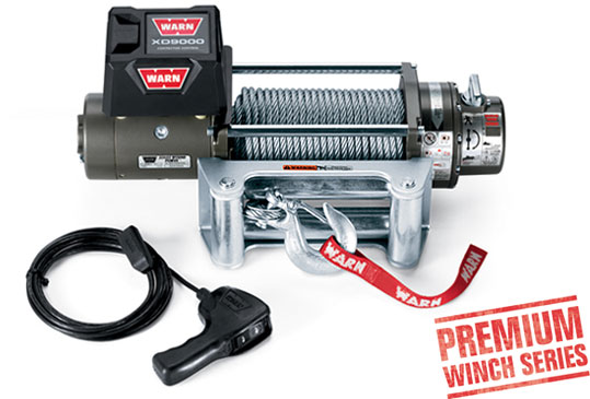 WARN XD9000 Winch 12V CE