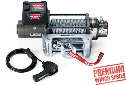 WARN XD9000 Winch 12V CE