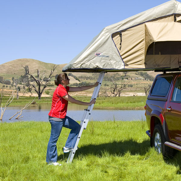& Simpson Rooftop Tent Sturdy durable and hugely practical