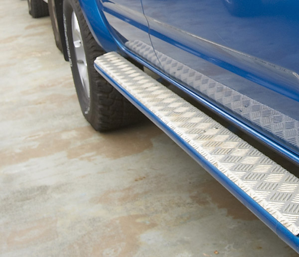 Sliders Side Rails And Steps