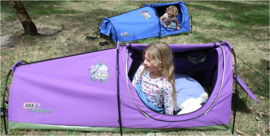 & Ground Swag Tents