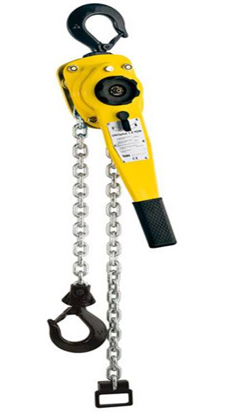 Yale uno plus economy ratchet lever hoist for Mobilia uno co wll