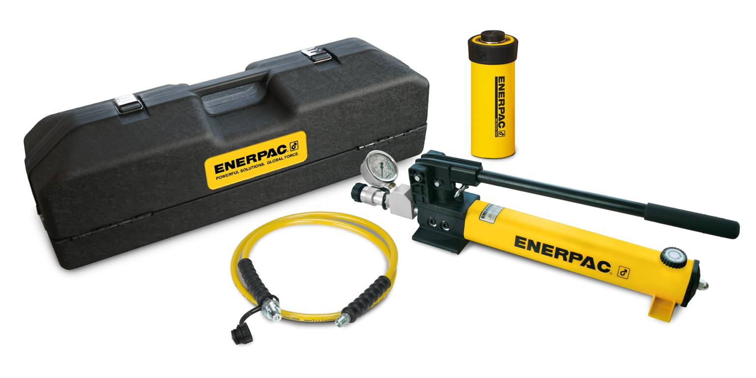 ENERPAC Power Box, WR5 Wedge Cyl. Set